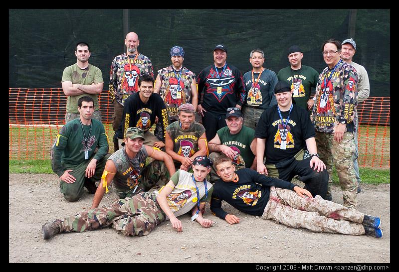 Riverside Renegades Team