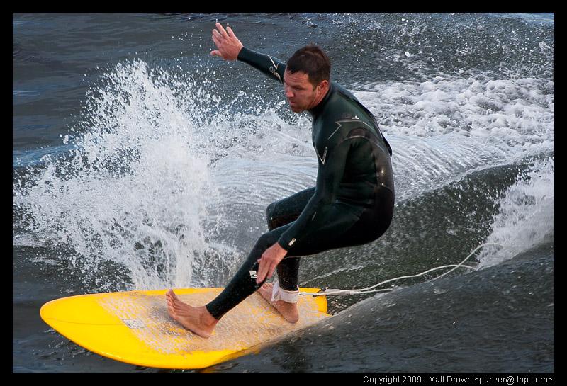 Santra Cruz Surfer
