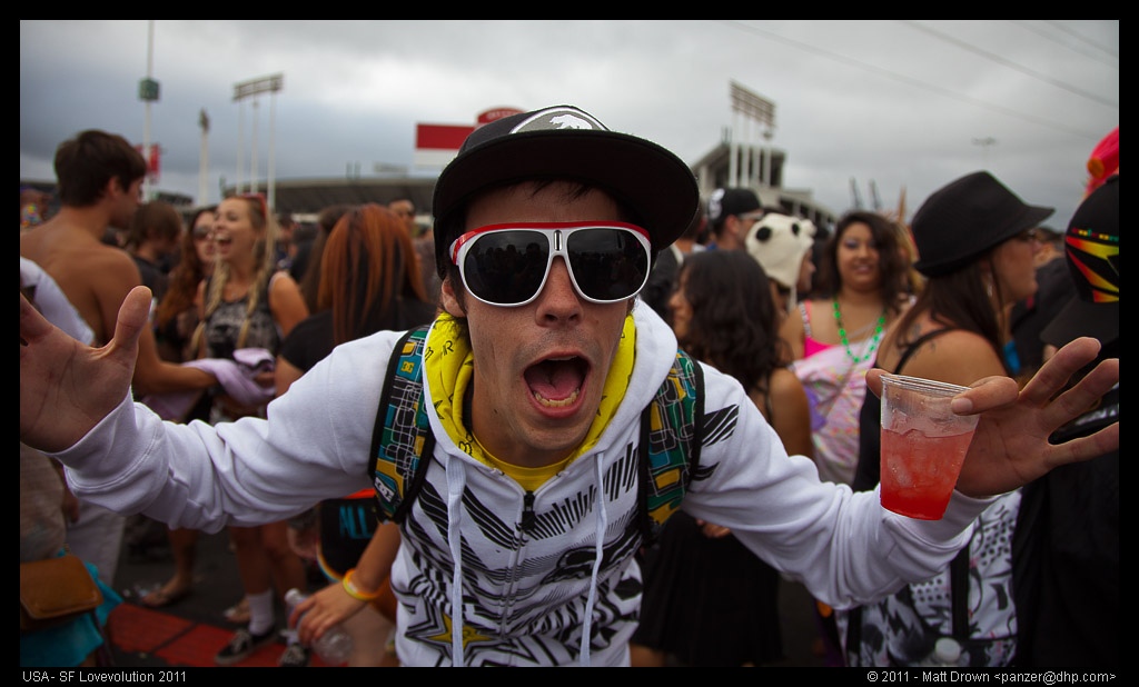 SF Lovevolution 2011